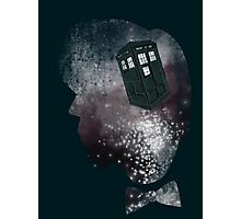Doctor Who Eleventh Doctor Grunge Photographic Print