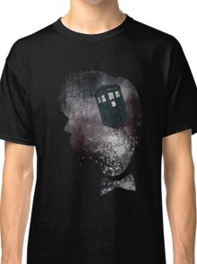 Doctor Who Eleventh Doctor Grunge Classic T-Shirt