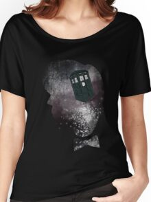 Doctor Who Eleventh Doctor Grunge Women's Relaxed Fit T-Shirt