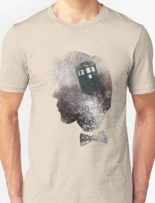 Doctor Who Eleventh Doctor Grunge Unisex T-Shirt