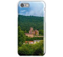 Mittelburg Neckarsteinach iPhone Case/Skin