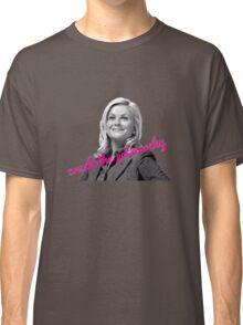 Leslie Knope Feminist Classic T-Shirt