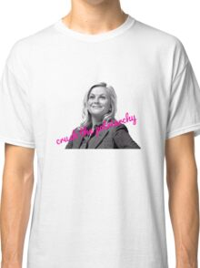 Leslie Knope Feminist Classic T-Shirt
