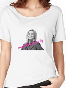 Leslie Knope Feminist Women's Relaxed Fit T-Shirt
