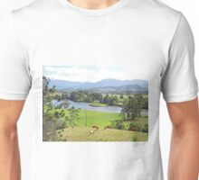 View over the Tweed Unisex T-Shirt