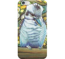 Australian birds - Kookaburra iPhone Case/Skin