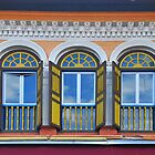 Windows and doors in Singapore 2 by Adri  Padmos