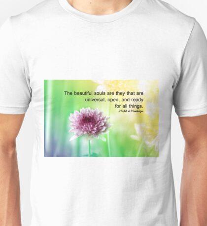 beautiful souls Unisex T-Shirt