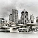 Brisbane, Australia by Bob Culshaw