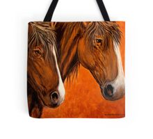 Fresh Water For My Horses Tote Bag