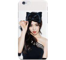 AOA-MINA-LIKE A CAT iPhone Case/Skin