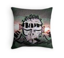Hearing Thoughts Throw Pillow
