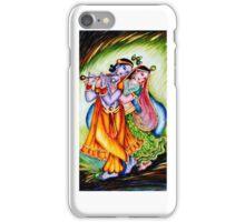 Krishna Leela iPhone Case/Skin