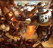 Fallout 3: The Superhuman Gambit by EJRidgeway