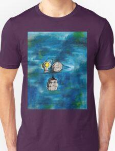 Clyde the Robot Unisex T-Shirt