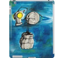 Clyde the Robot iPad Case/Skin