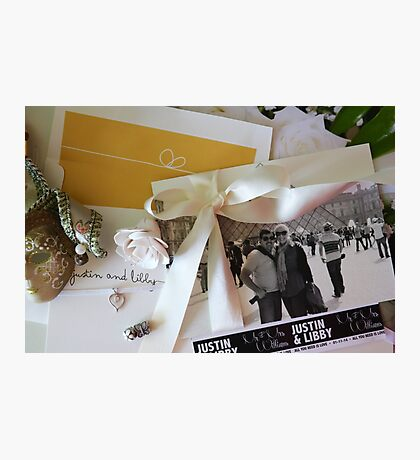 Memorable Moments Montage Photographic Print