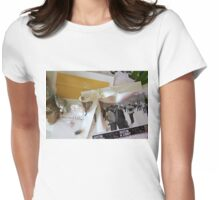 Memorable Moments Montage Womens Fitted T-Shirt