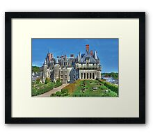 """""""Once upon a time"""" Framed Print"""