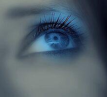 Dreaming eye by AleFletcher