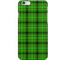 Irish Plaid Tartan Pattern Phone Case iPhone Case/Skin