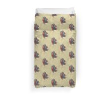 vintage elephant iPhone iPod iPad cases  Duvet Cover