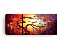 The Worshipping Tree Canvas Print