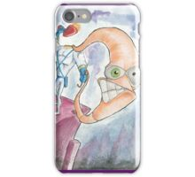 "Earthworm Jim ""Whip It"" iPhone Case/Skin"