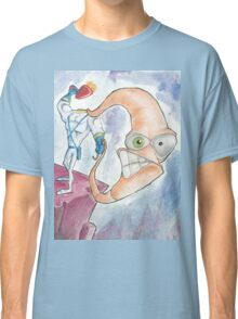 "Earthworm Jim ""Whip It"" Classic T-Shirt"