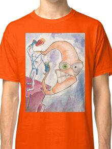 "Earthworm Jim ""Whip It"" Classic T-Shirt"