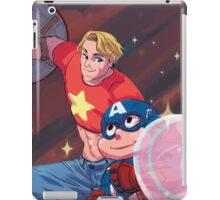 Steve and the Steven iPad Case/Skin