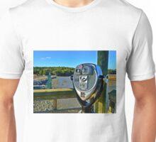 View Finder Unisex T-Shirt