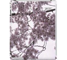 Cherry Blossom Dream iPad Case/Skin