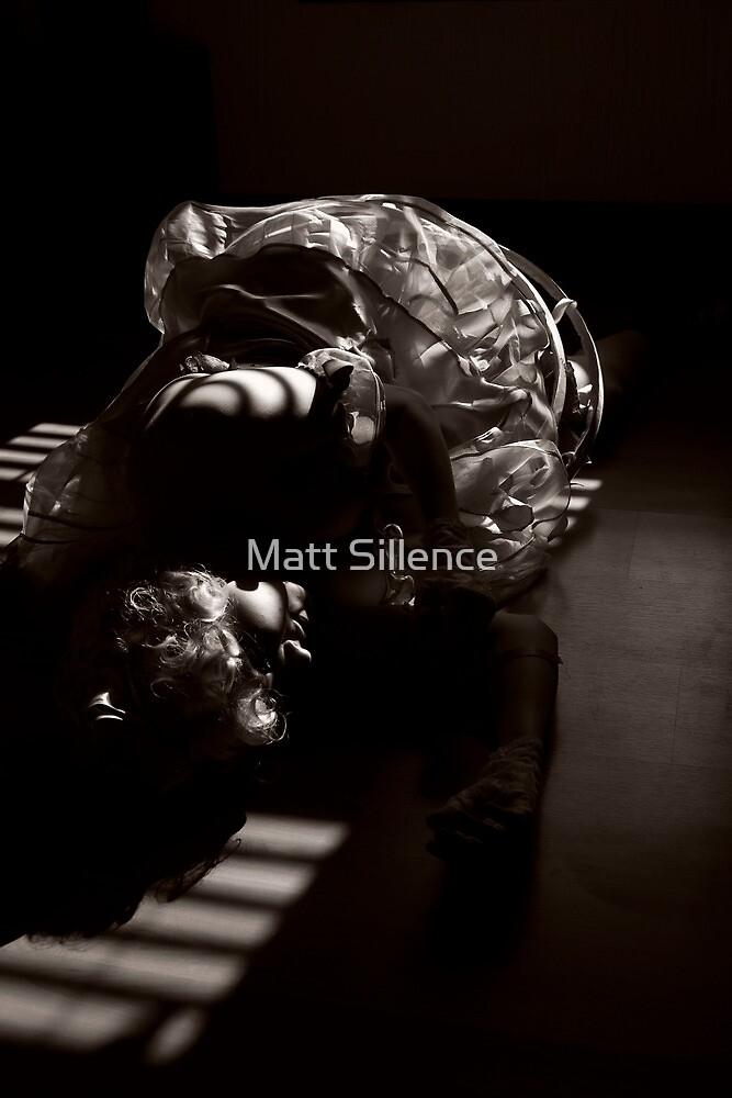 The Doll sleeping by Matt Sillence