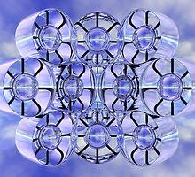 Reflective Torus by Hugh Fathers
