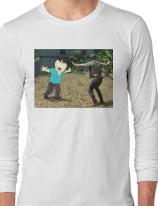 Jurassic World Randy Long Sleeve T-Shirt