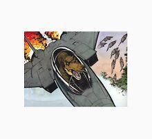 T-Rex Jet Pilot Unisex T-Shirt