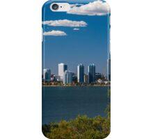 East Perth Skyline iPhone Case/Skin