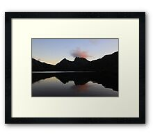 Murphs Lens Framed Print
