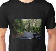 Driving Through Kangaroo Valley Unisex T-Shirt