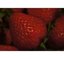 Strawberry Delight Photographic Print