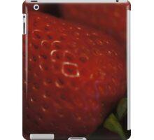 Strawberry Delight iPad Case/Skin