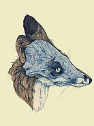Laminate Pet Animal, Snowmine by JacobLWArt