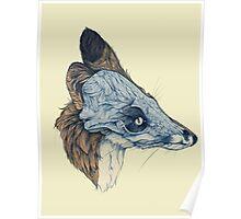 Laminate Pet Animal, Snowmine Poster