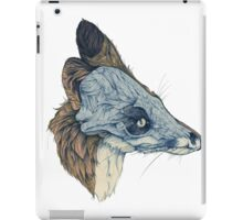 Laminate Pet Animal, Snowmine iPad Case/Skin