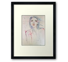 Codeine Framed Print