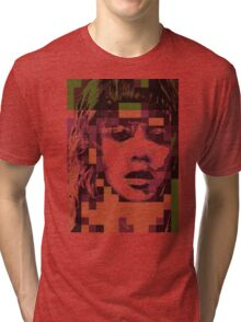 piXel.PΛul∀ Tri-blend T-Shirt