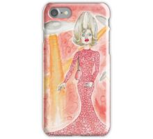 Mars Attacks Spy! iPhone Case/Skin