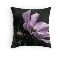 Moonlight Whispers Throw Pillow