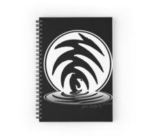 The World's A Stage Spiral Notebook